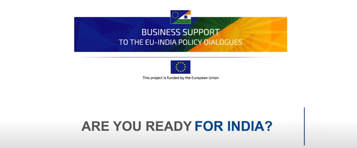 are you ready for india?